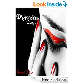 Demons Within (The Book of Demons Saga 3)