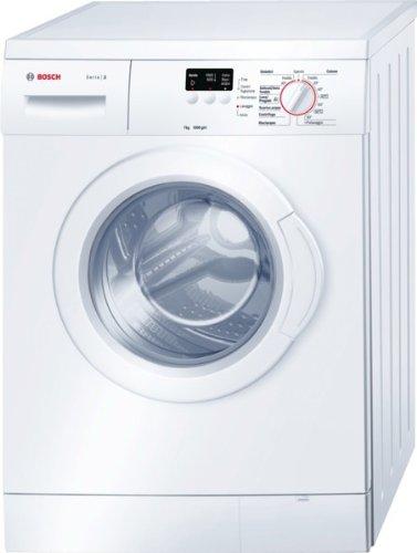 Bosch WAE20037IT Libera installazione Caricamento frontale 7kg 1000RPM A+++ Bianco lavatrice