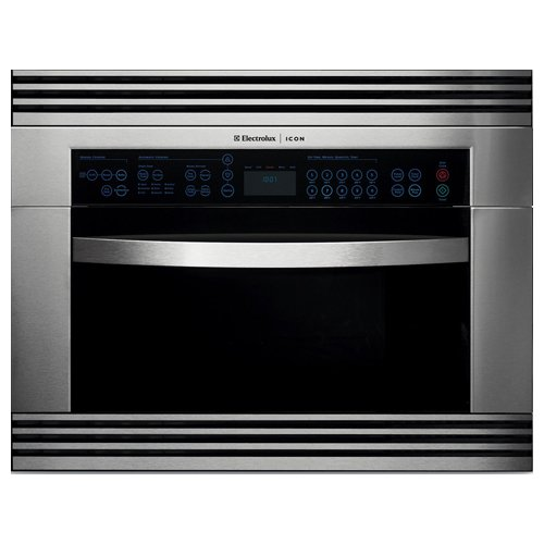 Electrolux icon designer e30so75ess 30 high speed wall oven with 1 1