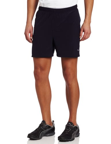 PUMA Puma Men's 5-Inch Running Shorts, New Navy, Small