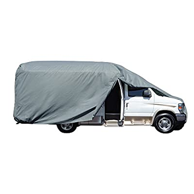 Budge RVRB-21 Gray Standard Class-B Polypropylene RV Cover