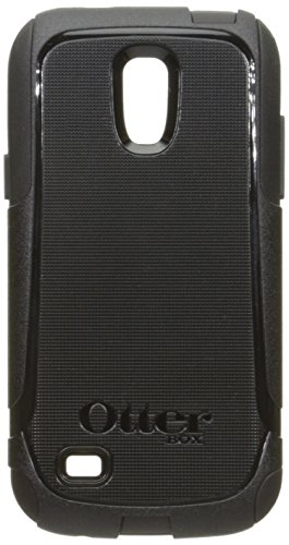 OtterBox Commuter Case for Samsung Galaxy S 4 Mini - Retail Packaging - Black (Galaxy 4s Cover compare prices)