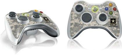 Skinit US Army Digital Camo Vinyl Skin for 1 Microsoft Xbox 360 Wireless Controller