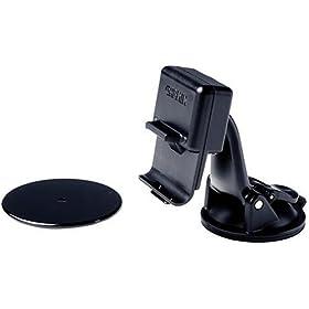 Garmin Supporto per auto con ventosa e presa microfono (per Nüvi 660)