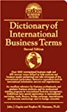 Dictionary of International Business Terms (Barron