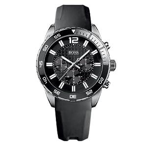 e9b9da62f Hugo Boss Deep Blue Chrono 1512804 Mens watch very sporty price as ...