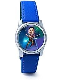 BigOwl Man Of Iron Analog Men's Wrist Watch 3681196136-RS2-S-BLU