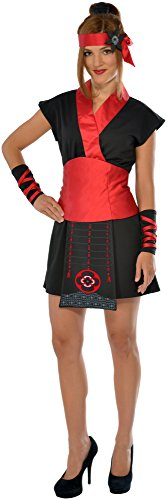 Rubie's Costume Co Women's Ninja Girl Costume