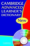 Cambridge Advanced Learner's Dictionary (DICTIONARY)