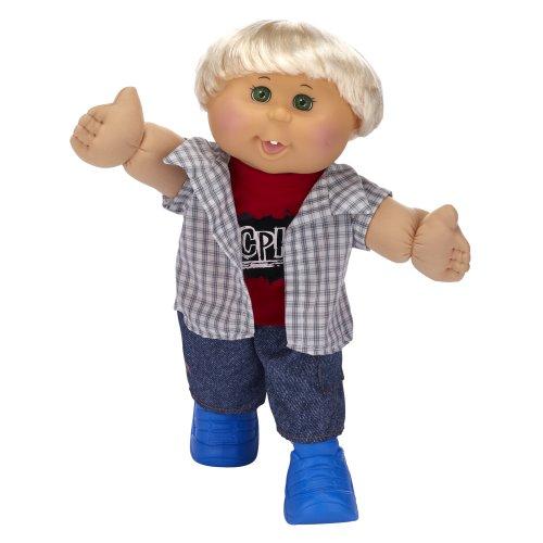 Cabbage Patch Kid Costume Boy