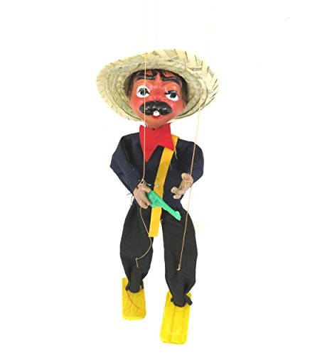 Leos-Imports-Mexican-String-Puppet-Marionette