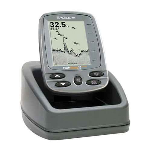 eagle fishfinder eagle fisheasy 245 ds portable 4 inch