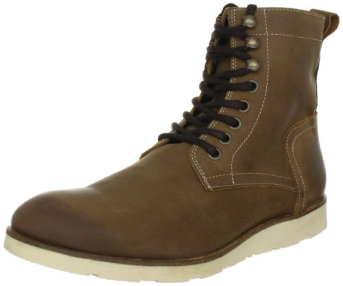 SELECTED HOMME Sel Sutton 16028261, Stivaletti uomo, Marrone (Braun (Brown)), 40