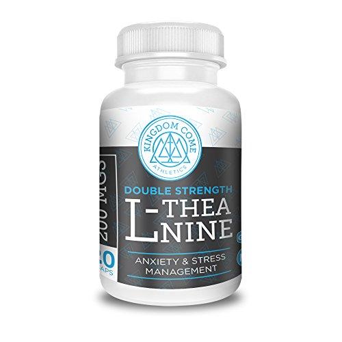 L-théanine 200mg * 120 VCaps * anxiété