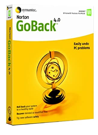 Norton GoBack 4.0 [Old Version]