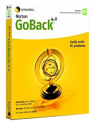 Norton GoBack 4.0 [Old Version]