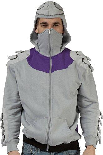 TMNT Shredder Hooded Sweatshirt (Large)
