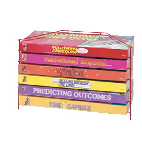 Learning Well Comprehension Games Best Seller Series 2 Reading Level 20 35 Set of 6 Games