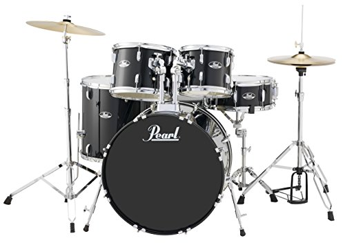 pearl-roadshow-rs525sc-c31-5-piece-drum-set-jet-black