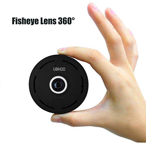 960P IP Security Camera, 360 Degree Indoor/Outdoor ...