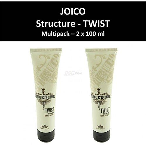 Joico - Struttura - Twist - Styling Gum - Capelli Gel - struttura - Quantità di ordine: 2 x 100 ml