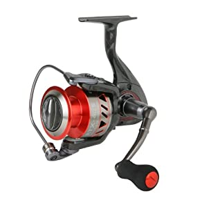 Okuma Fishing Tackle Extremely Lightweight High Speed Spinning Reel by Okuma