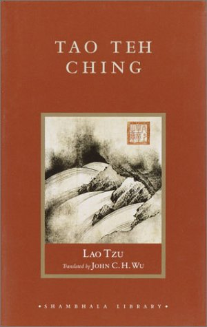 Tao Te Ching (Shambhala Library)