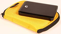 SVVM Seagate/Western Digital Hard Disk Cases, Hard Disk Covers Model: S37-Yellow