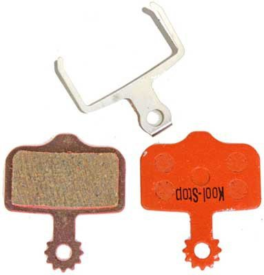Buy Low Price Kool Stop Sintered Disc Brake Pads for Avid Elixir and XX – 1 Pair (KS-D296S)