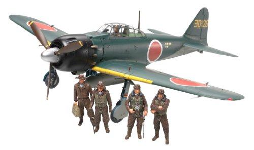 1/48 傑作機シリーズ NO.103 三菱 零式艦上戦闘機 五二型/五二型甲