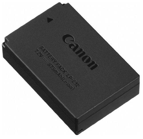 Canon バッテリーパックLP-E12