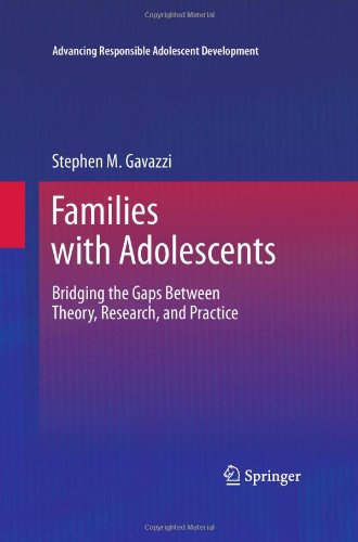 Families with Adolescents: Bridging the Gaps Between...