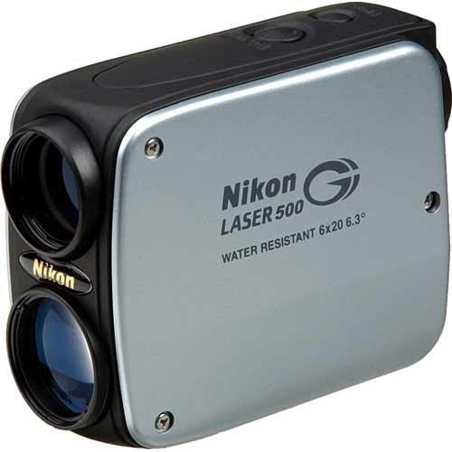 Nikon 8360 Lasercaddy 500G Golf Laser Rangefinder