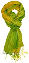 LibbySue-Light   Luxurious 100 Silk Floral   Ombre Scarves