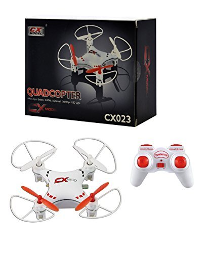 Ionic 6-Axis Gyroscope 2.4 GHz Remote Control RC Quadcopter Quad Copter