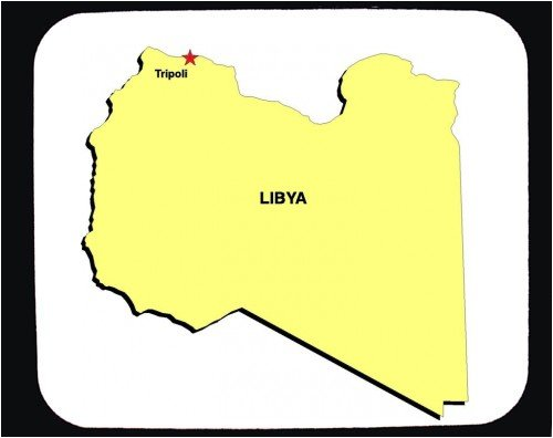 Mouse Pad with africa, map, libya - Buy Mouse Pad with africa, map, libya - Purchase Mouse Pad with africa, map, libya (SHOPZEUS, Office Products, Categories, Office Supplies, Desk Accessories)