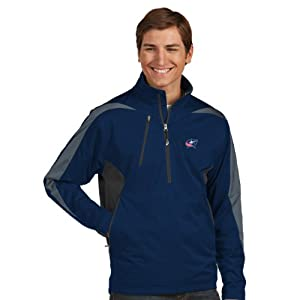 Columbus Blue Jackets Discover 1/4 Zip Pullover - Small