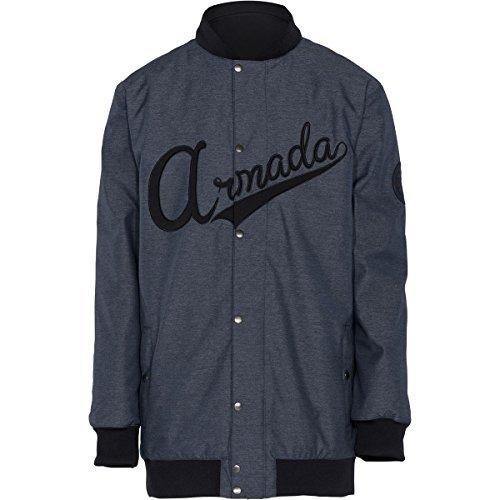 Armada Men's Harlaut Insulated Jacket (Denim, X-Large) by Armada (Harlaut Insulated Jacket compare prices)