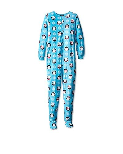 Rene Rofe Sleepwear Women's Footloose Footed Pajama