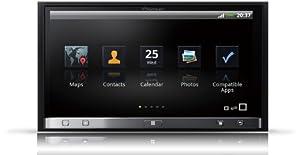 Pioneer SPH-DA100 AppRadio 2-DIN Moniceiver (17,8 cm (7 Zoll) WVGA-Multitouch, GPS und Bluetooth für Android und Apple iPhone 4/4S)