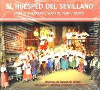 El Huesped Del Sevillano - Jacinto Guerrero - CD
