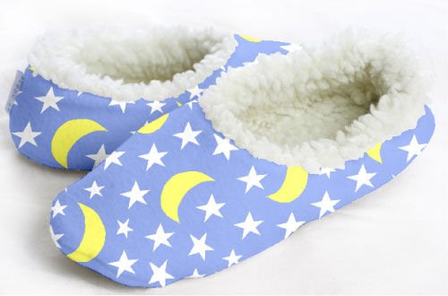 Cheap Snoozies Stars and Moons Footie Large (B006XG71P2)