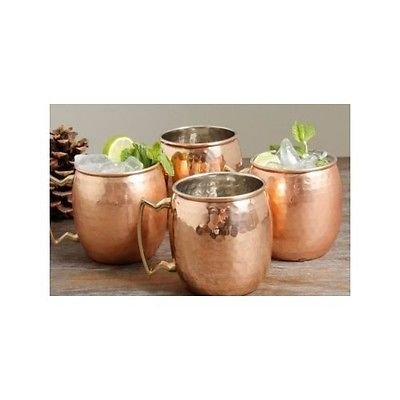 moscow-mule-hammered-copper-18-ounce-drinking-mug-set-of-4