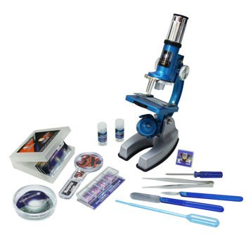 High Definition Microscope Set - Advanced Edition