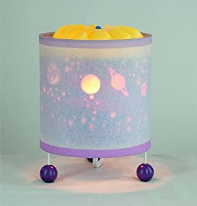 Kids Meme Galaxi Design Magic Revolving Lamp-KL507 by Glitzy Gift Shop