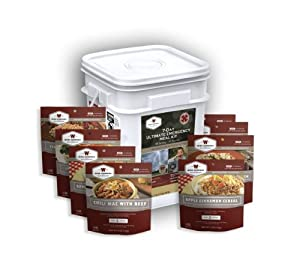 Wise 7-Day Ultimate Emergency Meal Kit by Wise Company
