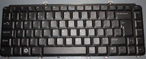 Dell Inspiron 1545 Black UK Replacement Laptop Keyboard (KEY49)