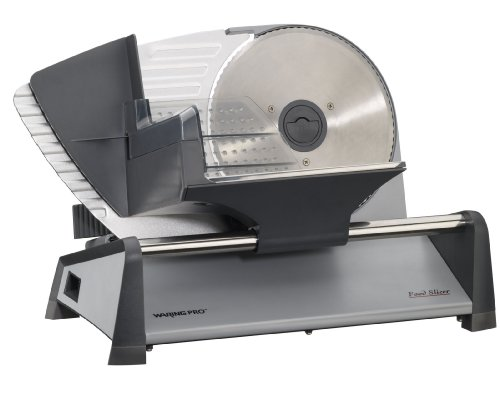 Cheapest Price! Waring Pro FS155AMZ Professional Food Slicer