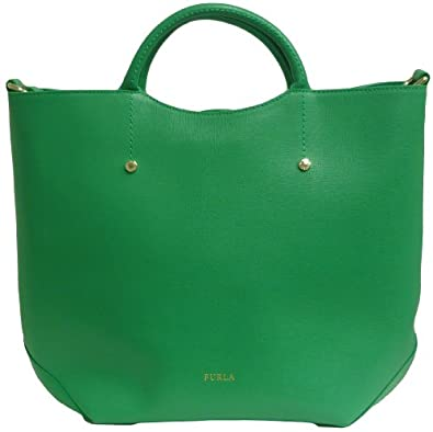 Furla Arianna Shopper (Emerald)
