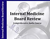 img - for Internal Medicine Board Audio Review 7 Hours, 7 Audio CDs ABIM Certification and Recertification Internal Medicine Review book / textbook / text book
